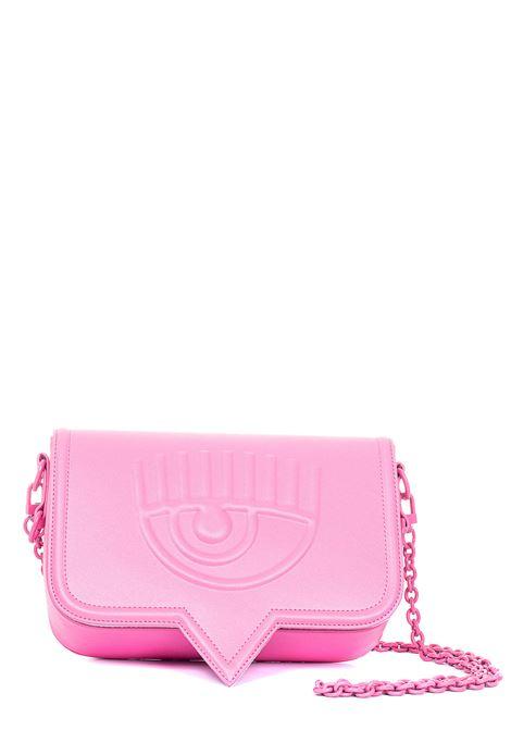 PINK EYELIKE MODEL BAG CHIARA FERRAGNI | Bags | CFPT008ROSA