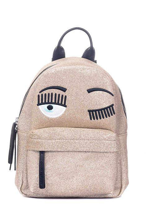 FLIRTING MODEL GLITTER BACKPACK CHIARA FERRAGNI |  | CFZ072ORO