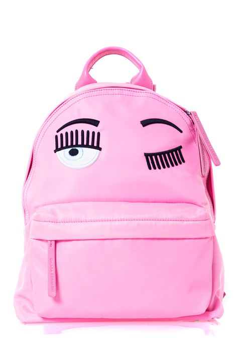 PINK BACKPACK FLIRTING MODEL CHIARA FERRAGNI |  | CFZ076ROSA