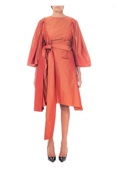 SHORT ORANGE DRESS CO.GO | Dress | 20FMMV01920FPL10332001