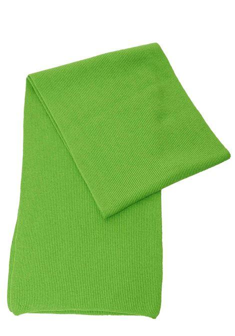 GREEN CASHMERE SCARF DELLA CIANA | Scarfs | 079017630