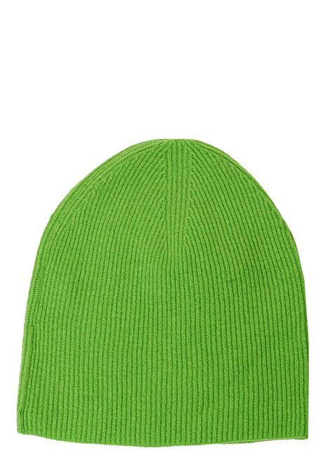 CASHMERE GREEN HAT DELLA CIANA | Hats | 079277630