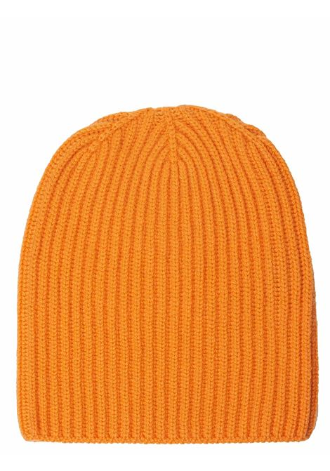 CASHMERE ORANGE HAT DELLA CIANA | Hats | 52079217320