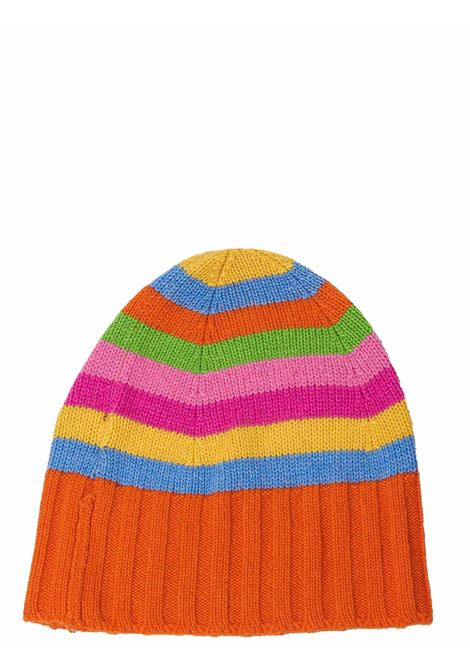 MULTICOLORED CASHMERE HAT DELLA CIANA | Hats | 520792658330