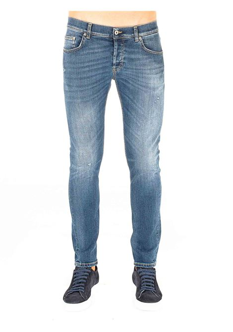 MIUS SLIM FIT COTTON JEANS DONDUP | Jeans | UP168DSE282AR4DUW20800