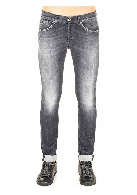 JEANS IN COTONE MODELLO GEORGE SKINNY FIT DONDUP | Jeans | UP232DSE287AO7DUW20999