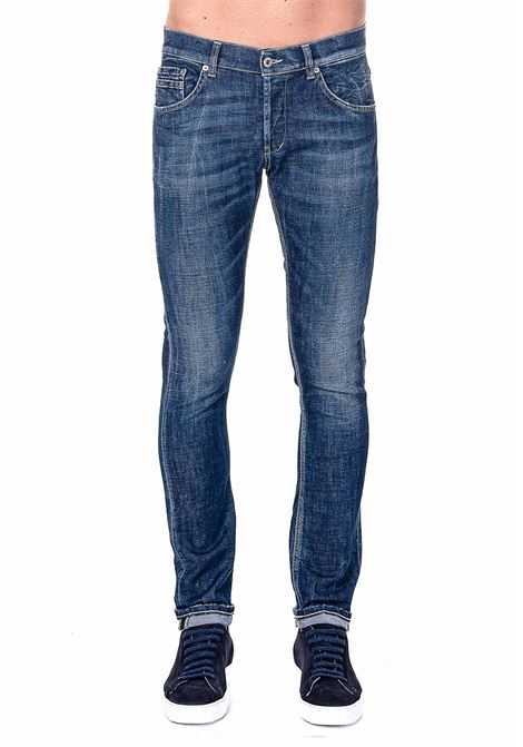 JEANS IN COTONE MODELLO RITCHIE SKINNY FIT DONDUP | Jeans | UP424DS0280AS5DUW20800