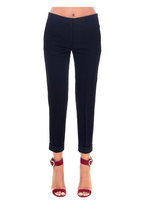 BLACK WOOL PANTS GRIFONI |  | GH240972/15003