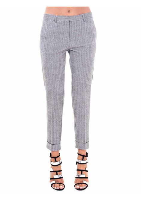 GRAY WOOL PANTS GRIFONI | Pants | GH240972/15257