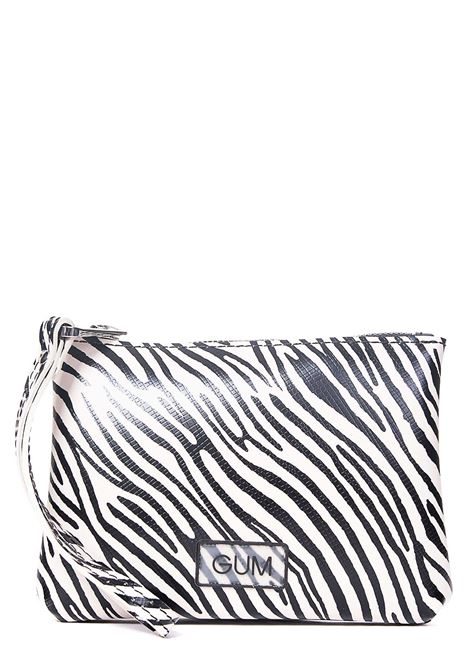 ANIMALIER NUMBERS MEDIA FANTASY CLUTCH GUM |  | BC4051/20AIMINIZEBRA