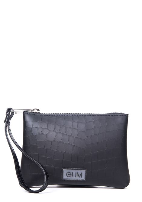 BLACK POCHETTE IN COCONUT PRINT NUMBERS SMALL GUM |  | BC4052/20AINERO
