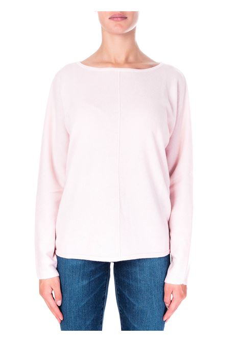 PINK SWEATER IN CASHMERE HEMISPHERE | Sweaters | 2021206-124208