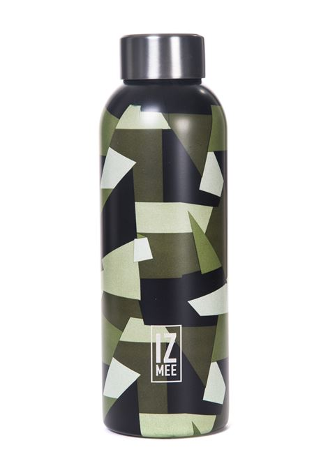 THERMAL JUNGLE ARMY BOTTLE IN STEEL 304 IZMEE |  | 0110510A000027JUNGLEARMYML510MULTICOLOR