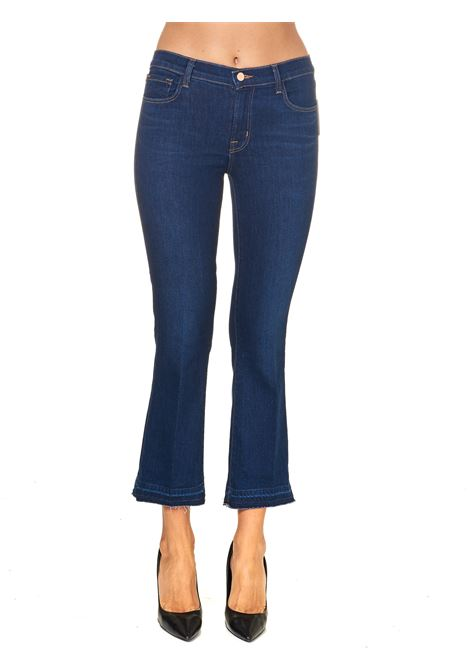 JEANS IN DENIM VITA MEDIA MODELLO SELENA J BRAND | Jeans | JB002132/A8314E508RHJ41746