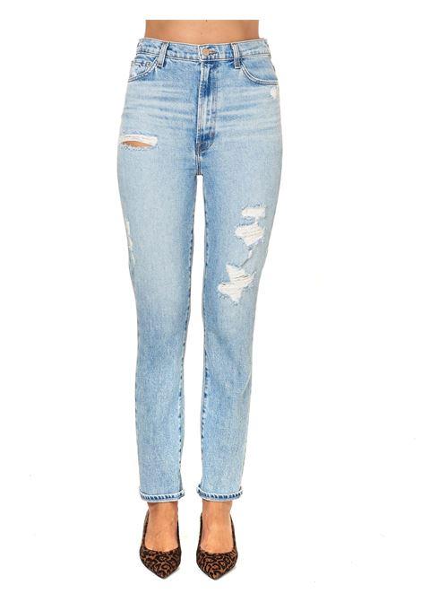 JEANS IN DEMIN VITA ALTA MODELLO RUNWAY J BRAND | Jeans | JB002771/C1212T206J00494