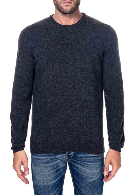 GRAY SWEATER IN CASHMERE KANGRA | Sweaters | 10030133