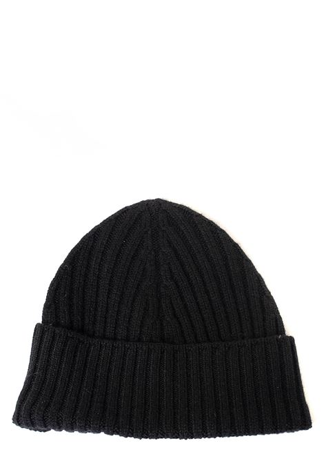 BLACK CASHMERE HAT KANGRA | Hats | 12082513