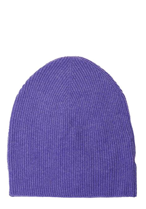PURPLE CASHMERE HAT KANGRA | Hats | 800911043186