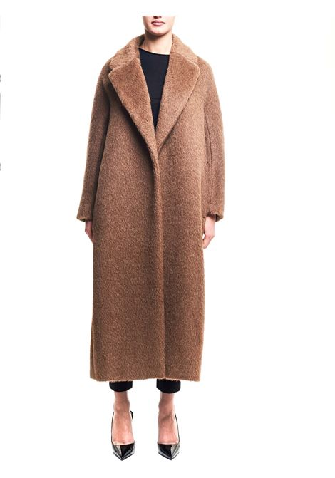 CAMEL COAT IN MIXED ALPACA, WOOL AND CASHEMERE TANA MODEL MAX MARA'S | Coats | 90161903650090
