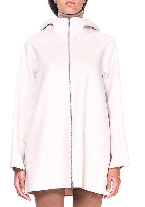 WHITE WOOL COAT MOZART MODEL MAX MARA'S | Coats | 90860103600700087
