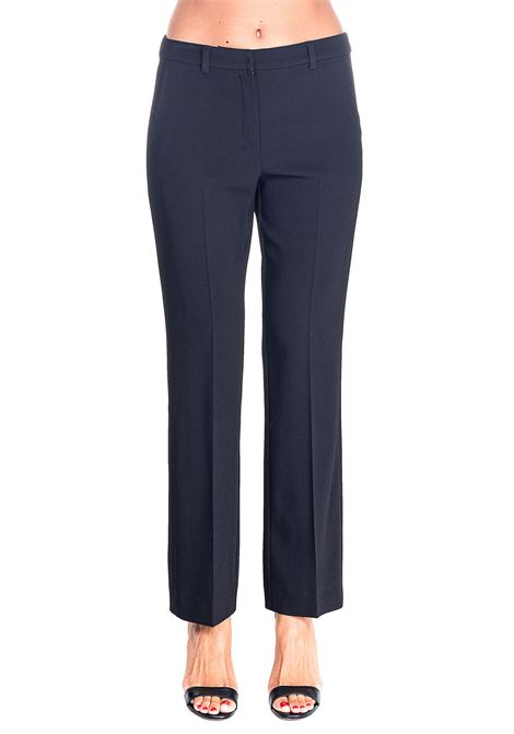 BLACK TROUSERS GARBATA MODEL MAX MARA'S | Pants | 91360103600424001