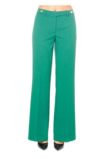 70S PANTS IN CREPE ARAL MODEL PINKO | Pants | ARAL1B14NK6087X43