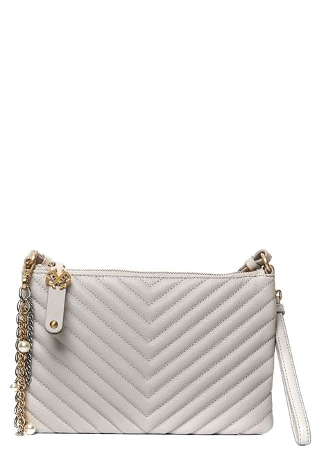 ICE BAG IN QUILTED LEATHER DOUBLE P FLAT IRON CHAIN ??MODEL PINKO | Bags | DOUBLEPFLATIRONCHAINFLI21