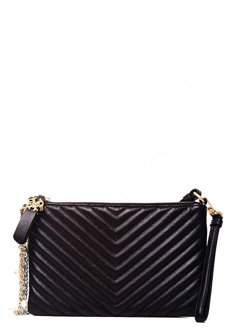 BLACK BAG IN QUILTED LEATHER DOUBLE P FLAT IRON CHAIN ??MODEL PINKO | Bags | DOUBLEPFLATIRONCHAINFLZ99