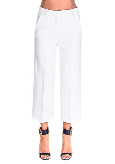 WHITE PANTS GHIBLI MODEL PINKO | Pants | GHIBLI1 1B14XQ6087Z09