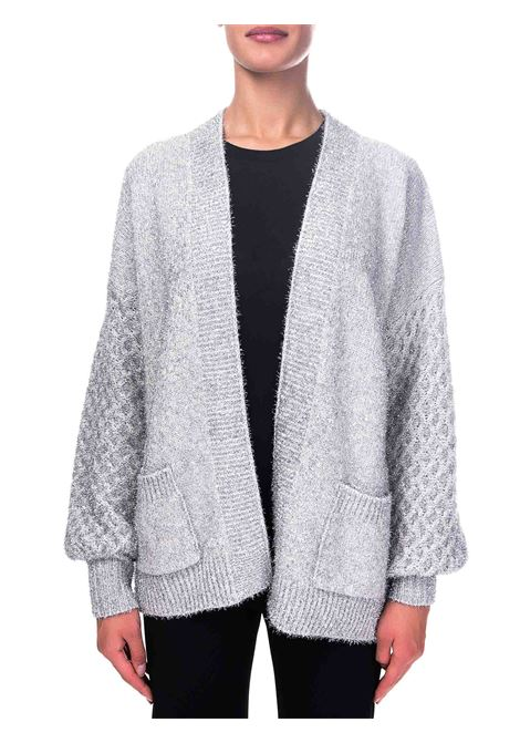 LUREX CARDIGAN IN CASHMERE AND WOOL ROBERTO COLLINA | Cardigans | D43210D4316