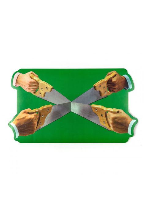 GREEN PLACEMATS SAWS MODEL SELETTI |  | 02104MULTICOLOR