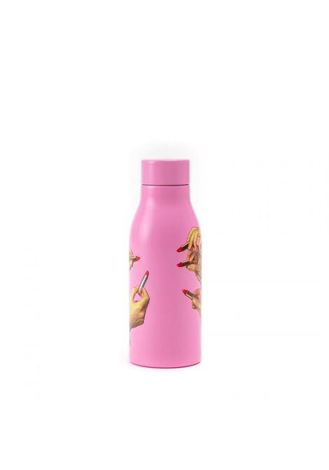 BORRACCIA TERMICA ROSA MODELLO ROSSETTO 500 ml SELETTI | Bottiglia termica | 15994MULTICOLOR