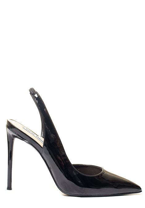 DECOLLETE' NERO LUCIDO IN SIMILPELLE MODELLO NADIA STEVE MADDEN | Decollete' | SMSNADIANERO