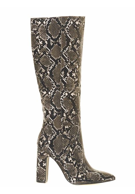 BOOT IN LEATHERETTE MODEL ROUGE GRAY SNAKE STEVE MADDEN |  | SMSROUGEGRYSNK