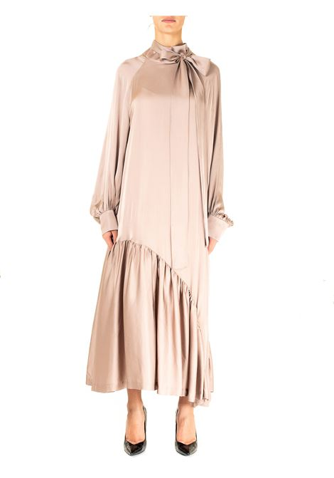LONG PINK DRESS AIR-2 MODEL UNLABEL | Dress | AIR-2ROSA