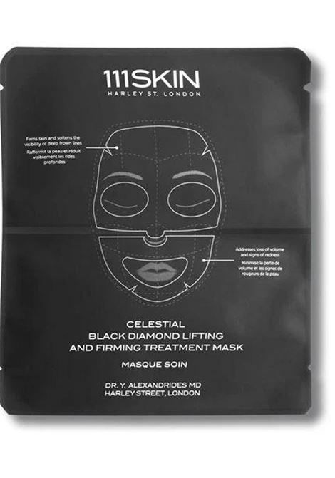 CELESTIAL BLACK DIAMOND LIFTING AND FIRMING FACE MASK 111SKIN | Maschera viso | 72193MASK31MLFACESINGLEUNICA