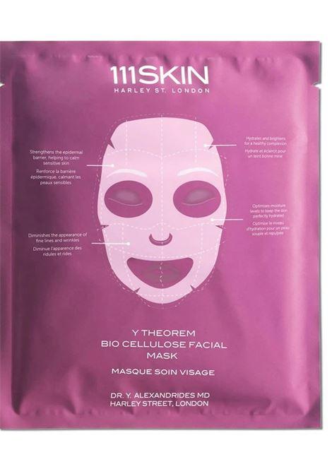 Y THEOREM BIO CELLULOSE FACIAL MASK 111SKIN | Maschera viso | 74289FACIALMASKSINGLE23MLUNICA