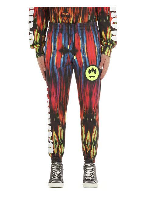 COTTON SUIT TROUSERS BARROW | Tracksuit pants | 029562200