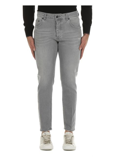 JEANS GRIGIO IN DENIM DI COTONE BE ABLE | Jeans | DAVISSHORTERHRC09