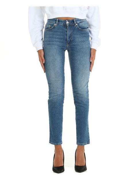 JEANS IN DENIM DI COTONE CHIARA FERRAGNI | Jeans | 71CBB5R3CDW13904