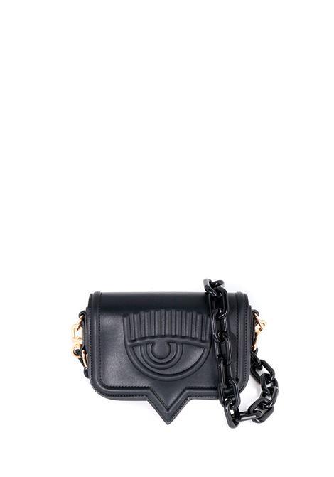 SMALL BLACK EYELIKE BAG CHIARA FERRAGNI   Bags   71SB4BA2ZS132899