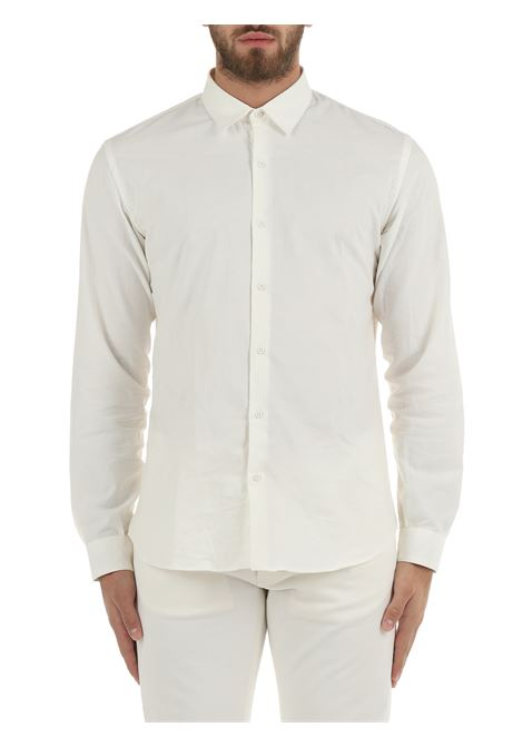 WHITE COTTON SHIRT COSTUMEIN   Shirts   R40BEDOMENICO02