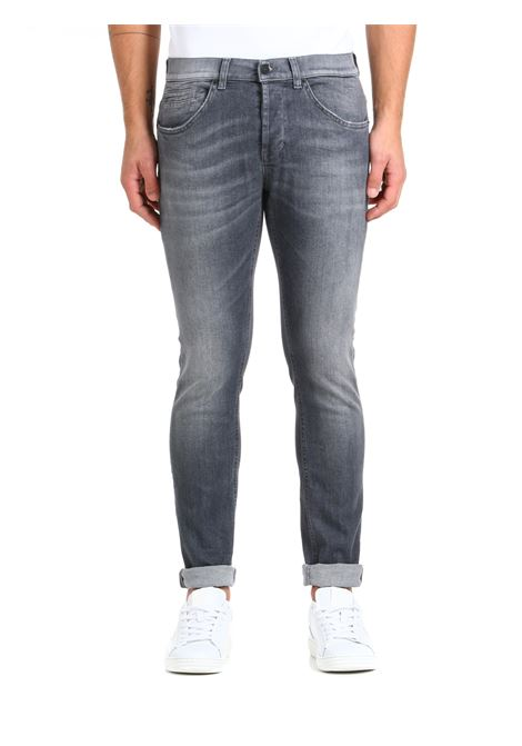 JEANS GEORGE IN DENIM DI COTONE DONDUP | Jeans | UP232DSE288CD7DUW21900