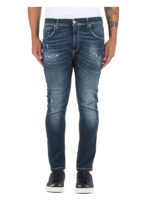 JEANS IN  DENIM DI COTONE DONDUP | Jeans | UP575DSE282BS9DUW21800