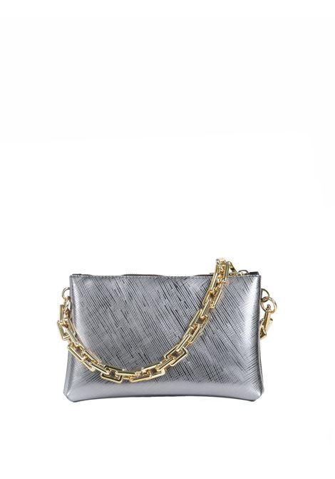 GRAY SHINY CHAIN ??FANTASY BAG GUM | Bags | BS9307GUMSHINYIRON