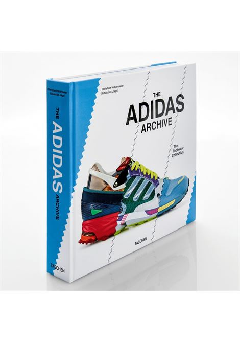 THE ADIDAS ARCHIVE. THE FOOTWEAR COLLECTION LOGOSEDIZIONI |  | XL-ADIDAS ARCHIVEMULTICOLOR