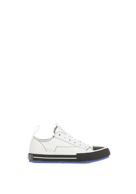 SNEAKERS BASSA VULCANIZED BIANCA MARCELO BURLON | Sneakers | CMIA093F21FAB0010110
