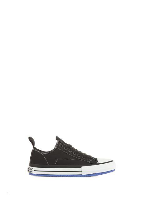 SNEAKERS BASSA VULCANIZED NERA MARCELO BURLON | Sneakers | CMIA093F21FAB0011001