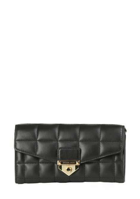 SOHO BAG IN QUILTED LEATHER MICHAEL DI MICHAEL KORS |  | 32S1G1SC9L001BLACK