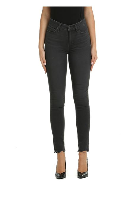 JEANS HOXTON ANKLE GRIGIO PAIGE | Jeans | 37577438003SMOKEY